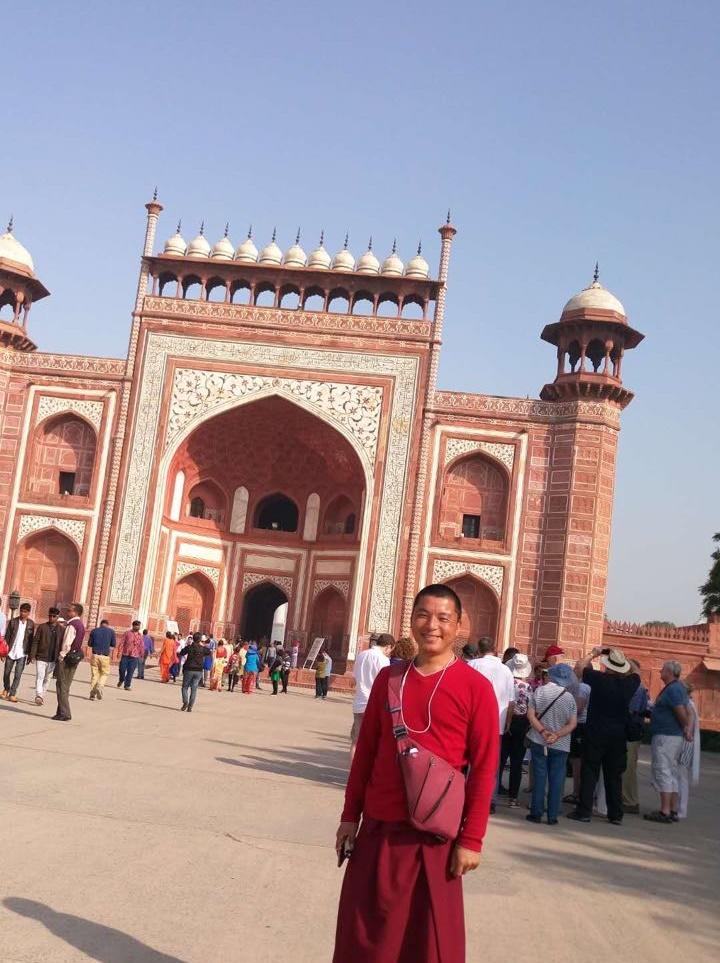 Lobsang Taj Mahal